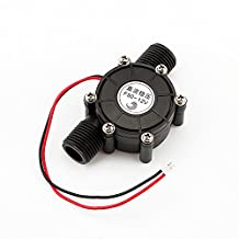 Yosoo 12V DC Generator 10W Small Hydroelectric Power Generator Water Charging Tool For LED Power light Mini battery