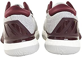 online for sale nice cheap newest adidas Men's Crazylight Boost Low Basketball Shoes, Onix Gold ...