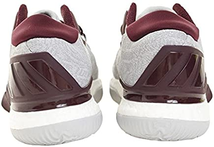 Black Basketball – Adidas Crazylight Boost Low Court Shoe Mens Black