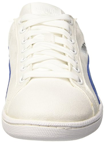 Puma Men's Smash Cv Low-Top Sneakers White (Puma White-true Blue 13) clearance new arrival outlet factory outlet genuine online aPAnPhIMtN