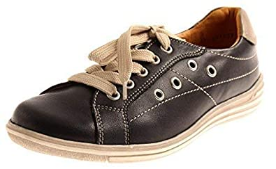 low priced eef57 141a7 Theresia M. Damenschuhe Ledersneaker Leder Schuhe Lose ...