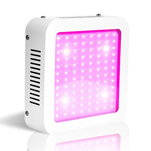 LED Grow Light 600W Growing Lamp – Vander Life HFS006 Full Spectrum UV IR Plant Light for Hydroponic Indoor Plants Veg and Flower, 2 Years Warranty