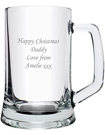 Man Fix Beer Stein Funny Novelty Christmas Birthday Frosted Pint Glass Special Summer Sale