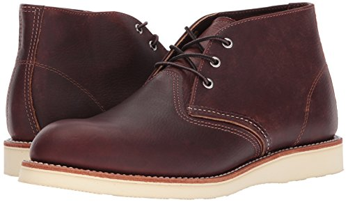 Pictures of Red Wing Heritage Men's Work Chukka Brown Brown 4
