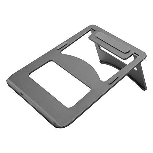 Efanr Aluminum Laptop Stand, Ergonomic Cooling Notebook Stand Desk Dock Holder Bracket Fits Up to 17 inch Laptops & Tablets by Efanr