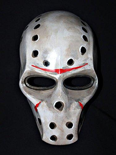 tripple_777 Custom Army of Two Halloween Costume Cosplay BB Gun Paintball Airsoft Mask Salem S2 Jason MA102 am]()