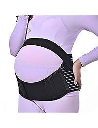 Hisret Maternity Belly Support Belt Pregnancy Waist Back Abdomen Band Adjustable