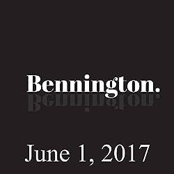 Bennington, June 1, 2017