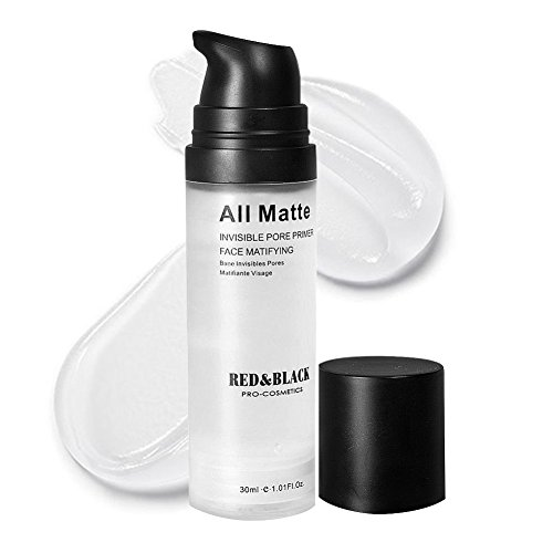 Sacelady Foundation Makeup Primer - Mattifying Pore Minimizing Primer Wrinkles and Smooth Fine Lines,Oil-Control for Face Primer Makeup Gel (Size:1.01Fl Oz, Color: Transparent) ()