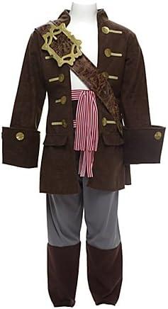 Disney Jack Sparrow Costume (disfraz): Amazon.es: Juguetes y juegos
