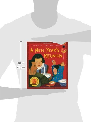 A New Year's Reunion: A Chinese Story by Candlewick Press (Image #3)