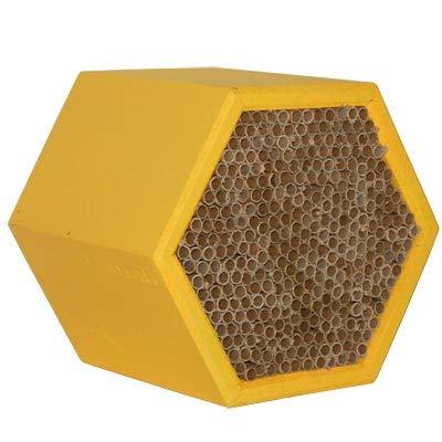 Set of 4 Woodlink Honey Comb Modular Mason Bee Houses by BestNest (Image #2)