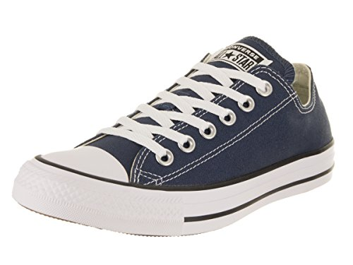 Converse Unisex Chuck Taylor All Star Low Top Sneakers, Navy, 7.5 B(M) US Women / 5.5 D(M) US -