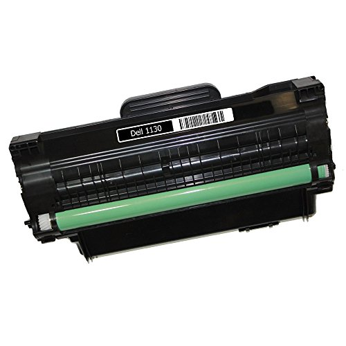 l 1130 Toner Cartridge replaces Part# 330-9523 works with Laser 1130, 1130n, 1133, 1135n (7H53W) - (1 Pack) ()