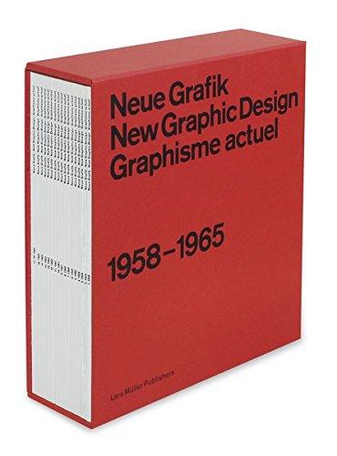 (Neue Grafik: New Graphic Design: Graphisme Actuel: 1958-1965)