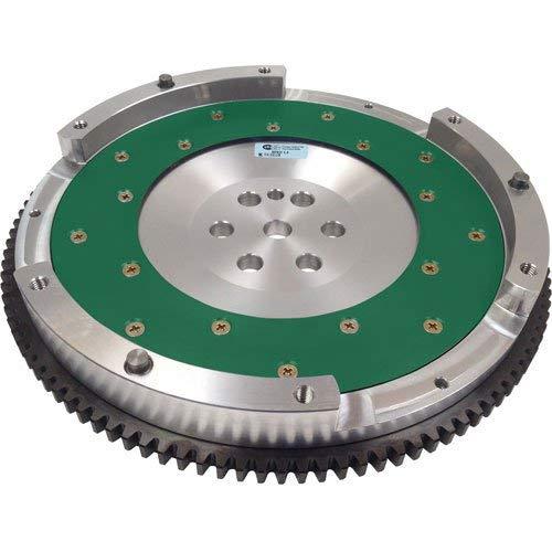 Fidanza 161651 Flywheel (89-92 Eclipse 6-Bolt Fwd Aluminum)