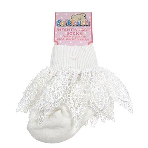 Soft Touch , Baby Jungen Krabbelschuhe & Puschen Weiß - Weiß