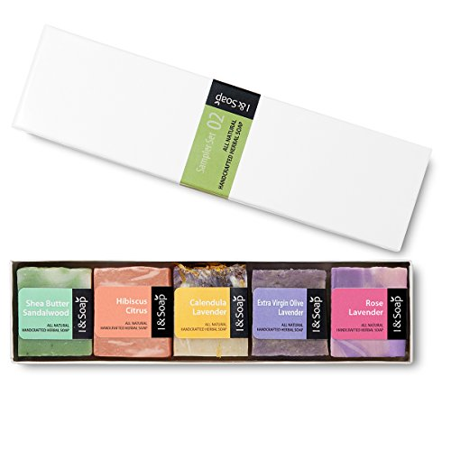SOAP 5pcs Mini Sampler Set product image