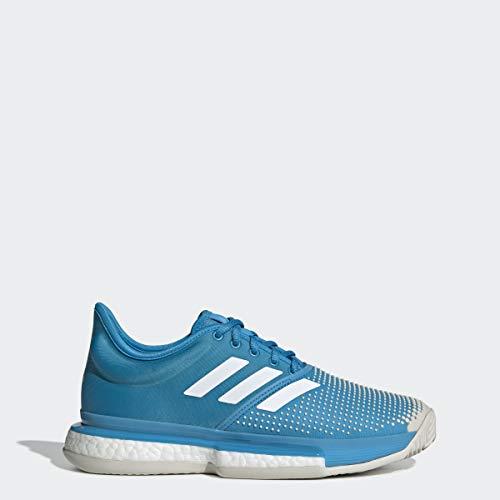 adidas Women's Solecourt Boost Clay Tennis Shoe