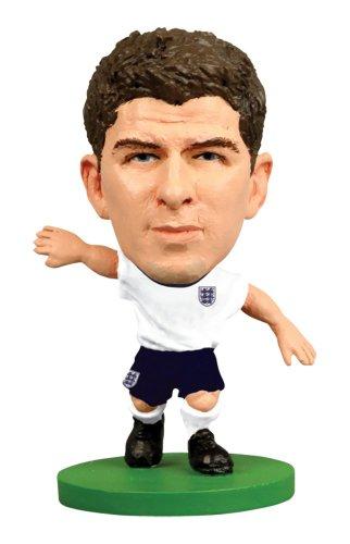 Soccerstarz Starz England Steven Gerrard Toy Football Figurines Figures Soccer