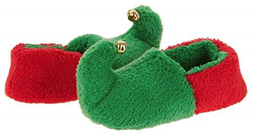 Joe Boxer Dames Elf Kerst Slippers Multi