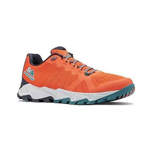 chollos oferta descuentos barato Columbia Trans Alps F K T Zapatillas de Gimnasio Hombre Autumn Orange Deep Wave 44 5 EU