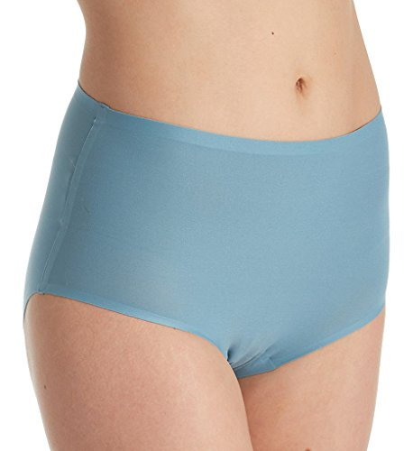 Chantelle Soft Stretch Full Brief, One Size, Silver Sage
