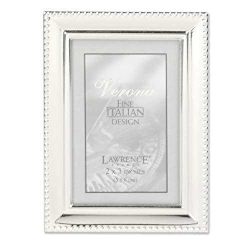 Lawrence Frames Lawrence Metals Frame, 2x3, Silver