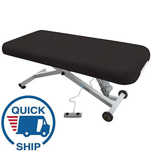 "EARTHLITE Electric Massage Table ELLORA - The Quietest, Most Popular Spa Lift Hydraulic Massage Table - Made in USA/Customer Service in the USA (28"", 30"", 32"" x 73"")"