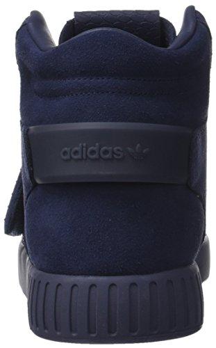 Adidas Tubular Invader Strap Scarpe Da Fitness Uomo Blu trace Blue trace Blue footwear White