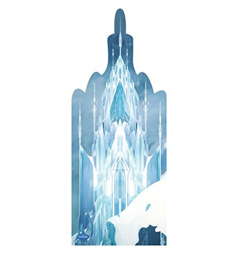 Frozen Ice Castle - Disney's Frozen - Advanced Graphics Life Size Cardboard Standup by Advanced Graphics