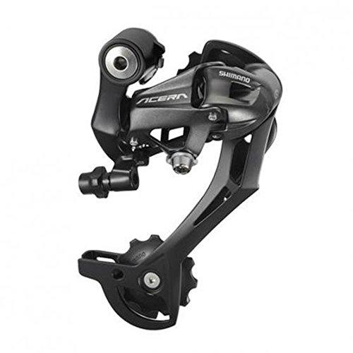 Shimano Acera RD-M390 Derailleurs for mountain bikes 9-fold black 2014 MTB Derailleurs by Shimano by Shimano