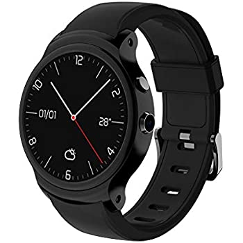 DRAGONHOO I3 Automatic Induction SmartWatch Phone AMOLED 4G Dual Chip 8.0MP IPX67 2019 Bluetooth Smartwatch Smart Watches Touchscreen with Camera, ...