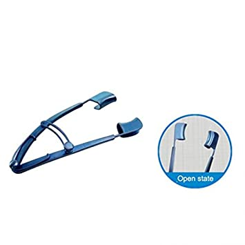 Amazon com: Carejoy Eye Lid Retractor Adjustable Mechanism