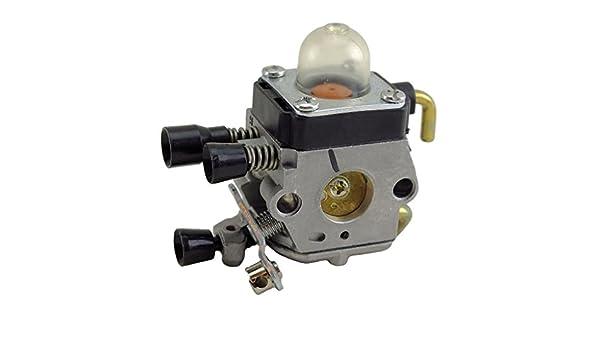 Tubayia - Cortacésped desbrozadora Carburetor para Stihl FS38 FS45 ...