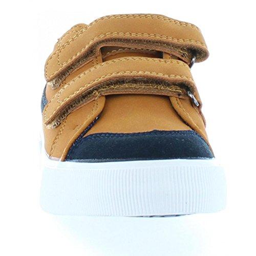 Chaussures pour Garçon et Fille LEVIS 508520 ALBATROS CAMEL MARINE