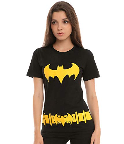 Batgirl - Costume Juniors T-Shirt - -