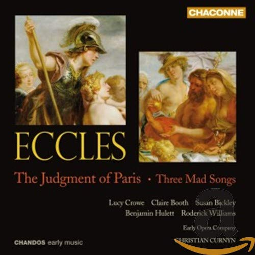Eccles: outlet Judgement Free Shipping New of Paris Three . Songs Mad