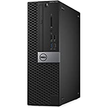 Dell OptiPlex 7050 Small Form Factor | Intel Core i5-6600 | 8 GB DDR4 | 500 GB HDD | Wi-Fi | Windows 10 Pro (Renewed)