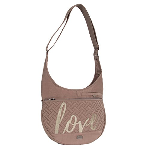 Lug Clothing, Shoes and Jewelry Shoulder Bag, Walnut Brown, One Size