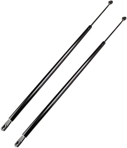 A-Premium Rear Tailgate Lift Supports Shock Struts Compatible with Chevrolet Camaro Coupe 2016-2018 Without Spoiler Set of 2