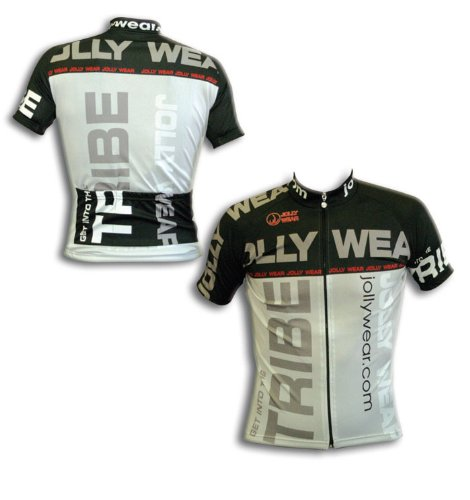 JOLLYWEAR Cycling Jersey - short sleeve ('DIEGO' collection)