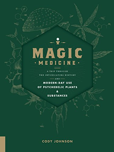 Magic Medicine: A Trip Through the Intoxicating History and Modern-Day Use of Psychedelic Plants and (Hallucinogenic Mushrooms)