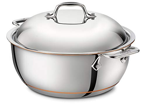 All-Clad Copper Core 5.5 qt Dutch Oven
