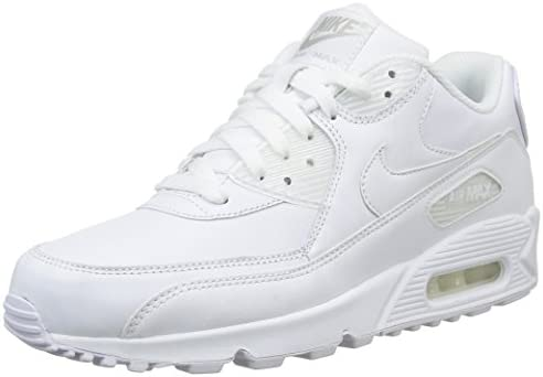 Nike Air Max 90 Leather Weiß Purchaze