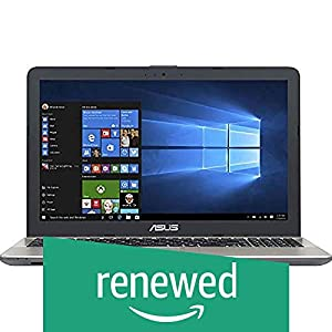 (Renewed) Asus Vivobook X507UA-EJ314T (Grey) | i3-7020U | 4GB DDR4 | 1TB HDD | VGA Onboard | 15.6 FHD | Win10