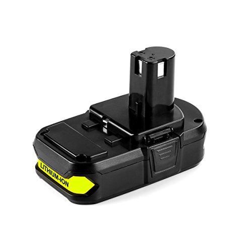 Highest Capacity Battery Pack - 6