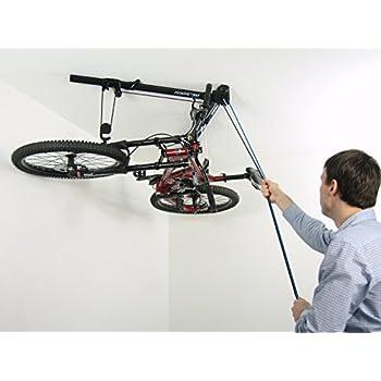 Amazon Com Rad Cycle Products Heavy Duty Bike Lift Hoist