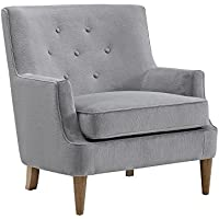 Dorel Living DL7172 Jordie Accent Chair, Gray