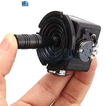 Amazon.com: 2-axis JH-D202X-R2/R4 Joystick Potenciómetro 5K ...